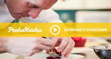chef aram reed pechakucha presentation 3-13